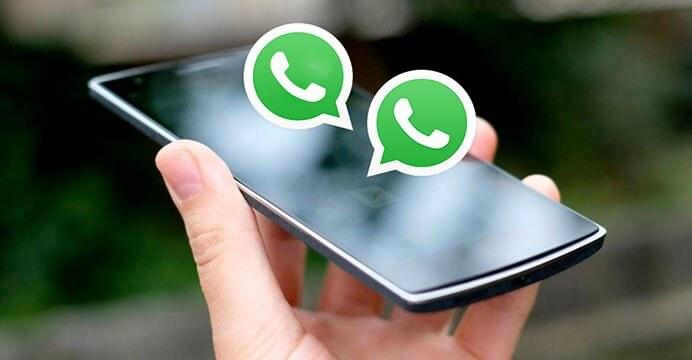 Dual-Chip-WhatsApp