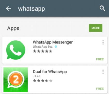 Baixar WhatsApp para Iphone App Store