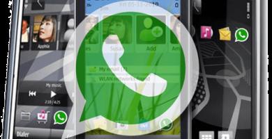 WhatsApp para Symbian Nokia