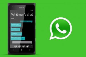 Baixar aplicatvo WhatsApp para Windows Phone