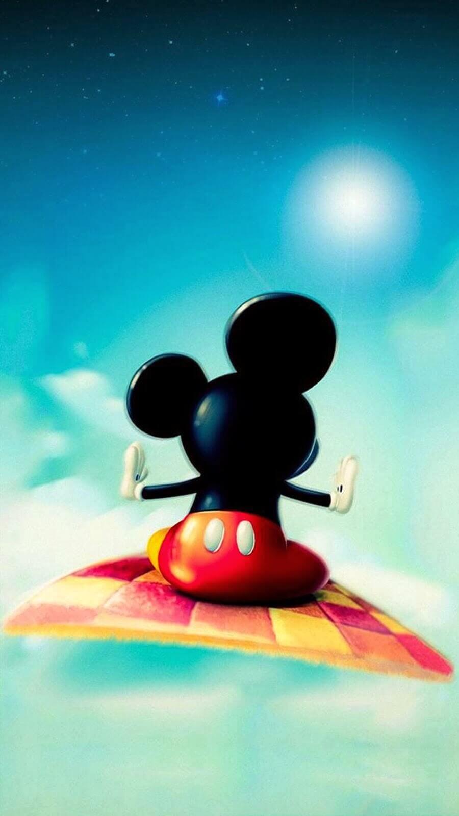Download Wallpaper Mickey Mouse Untuk Android Wallpaper Perahu