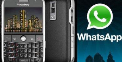 Baixar whatsapp para Blackberry iOS