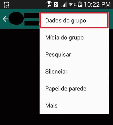 Como Criar Excluir E Silenciar Grupos De Whatsapp