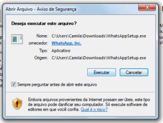 1. Como baixar e instalar Whatsapp para PC e Mac FIG3