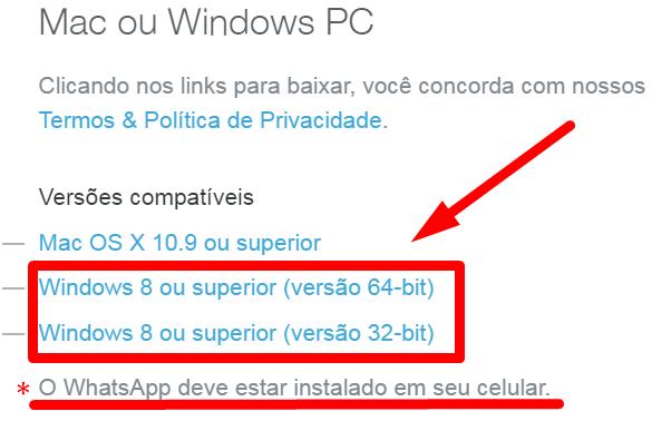 whatsapp-PC-windows